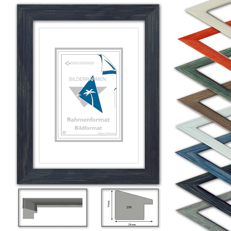 Amazon.com - Wooden frame VICTORIA, Caddies Colour Black, Profile ...