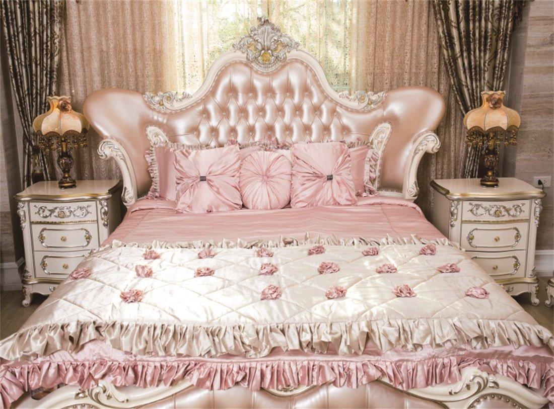 Amazon Com Leowefowa 10x8ft Bedroom Backdrop Fancy Sofa
