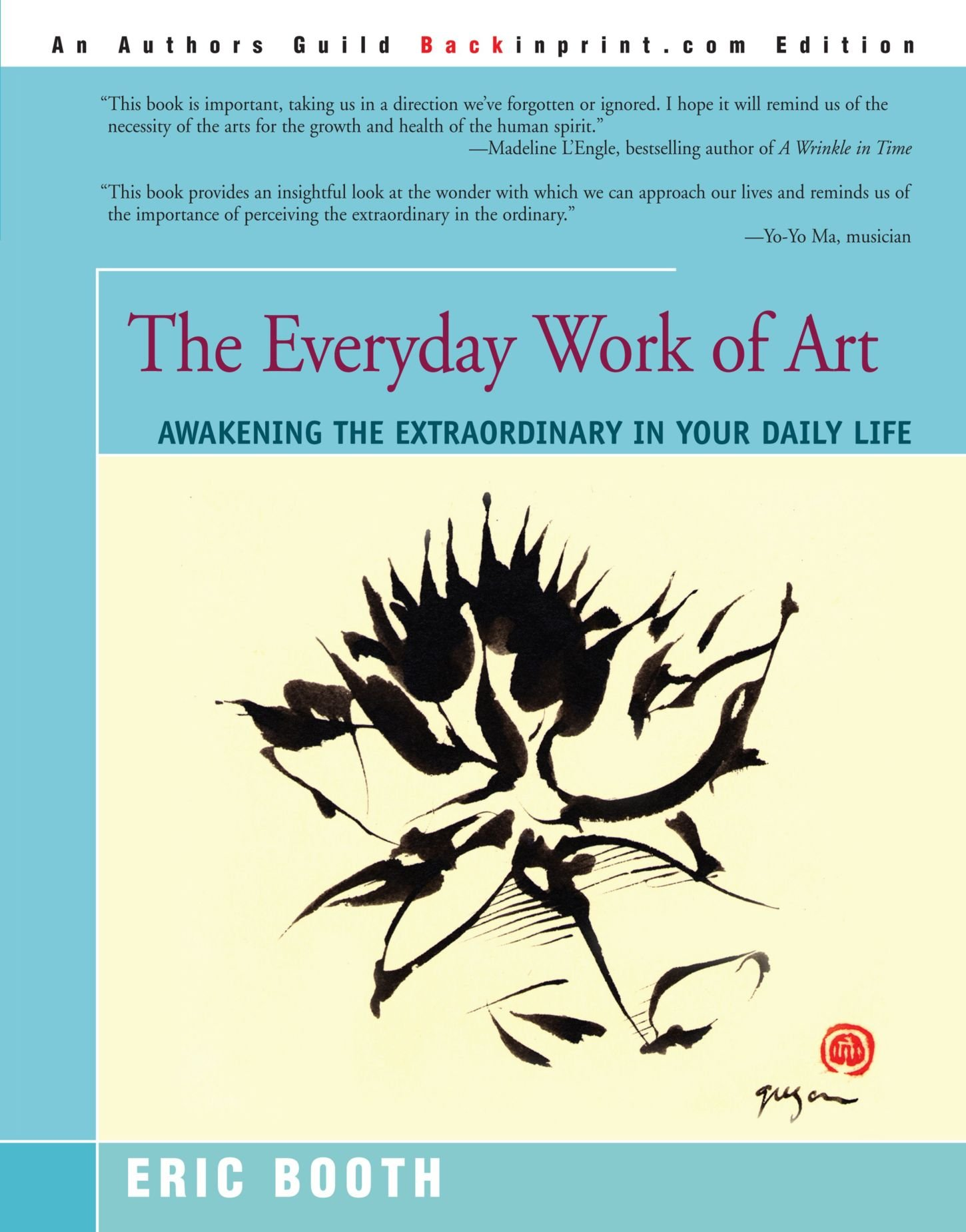 what is art in relation for everyday life