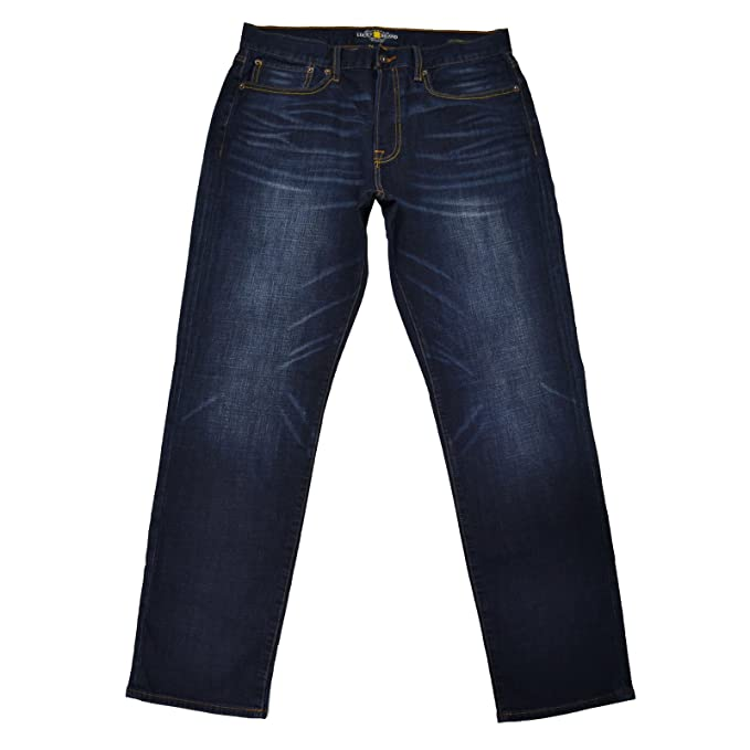 Amazon.com: Lucky Brand 121 Heritage - Pantalones vaqueros ...