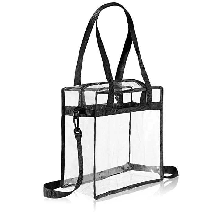 Top 10 Handy Laundry Clear Tote Bag Nfl Stadium Approved