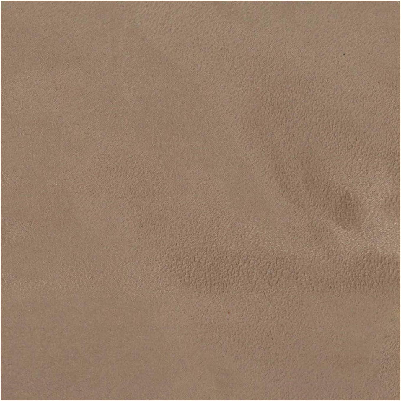 1 yard Aubergin Fuschia Suede Microsuede Fabric Upholstery Drapery Fabric