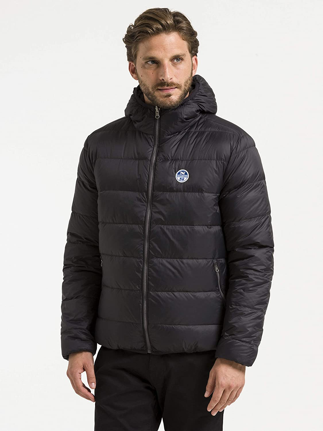 NORTH SAILS Reversible Hooded Cappotto Uomo