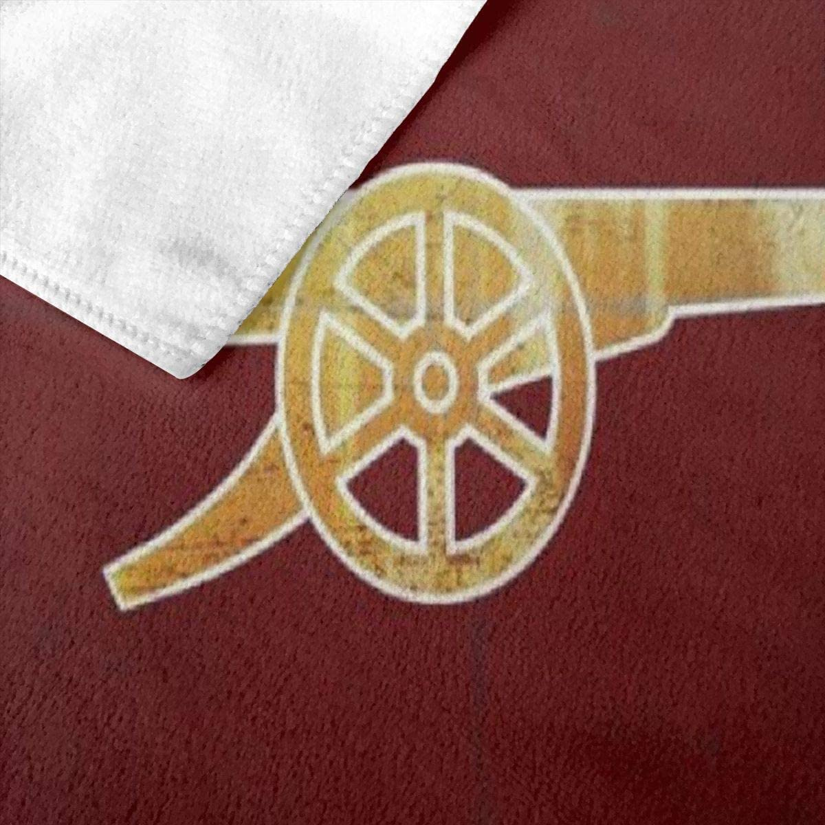 N//A Arsenal FC The Gunners Beach Towel Bath Towel Maximum Softness /& Absorbency for Daily Use Outdoor Sports Travel Swim