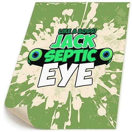 Amazon com: LixuA High Five YouTube Jack Logo 19