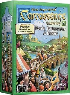 Asmodee Carcassonne-Extension 3: Princesa & Dragon, CARC05N, Multicolor: Amazon.es: Juguetes y juegos