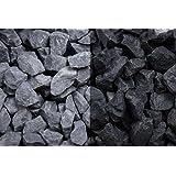 Kies Splitt Zierkies Edelsplitt Basalt 16-32mm Big Bag 1000 kg