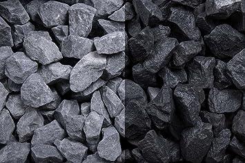 Bevorzugt Kies Splitt Zierkies Edelsplitt Basalt 16-32mm Big Bag 1000 kg BE16