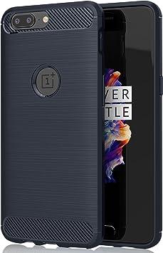 KuGi OnePlus 5 Funda OnePlus 5 Suave Carcasa Silicona Funda Bumper ...