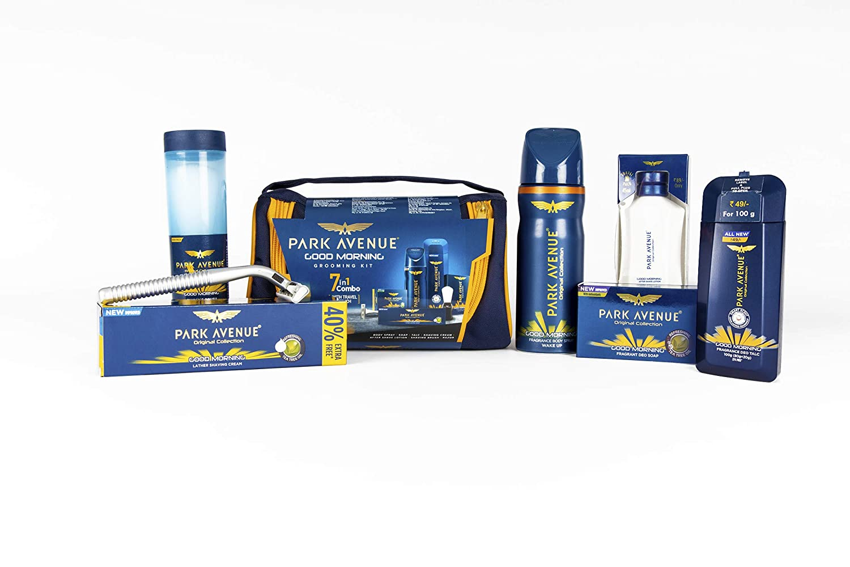 Park Avenue Grooming kit for men (Pack of 7)