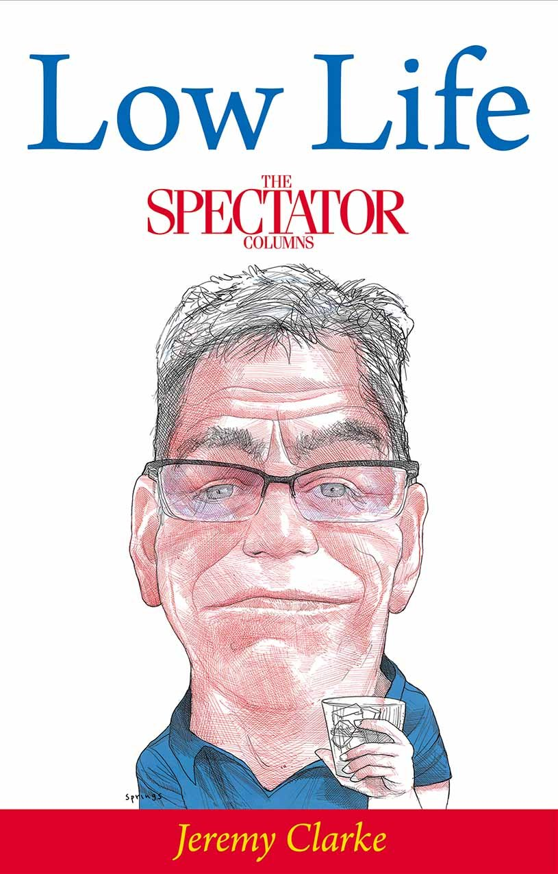 Low Life: The Spectator Columns by Charles Glass Books