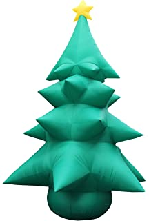 20 foot tall inflatable christmas tree with star - 15 Foot Christmas Tree