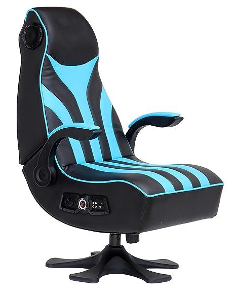 Surprising Amazon Com Gaming Chair X Rocker Cxr1 2 1 Wireless Ncnpc Chair Design For Home Ncnpcorg