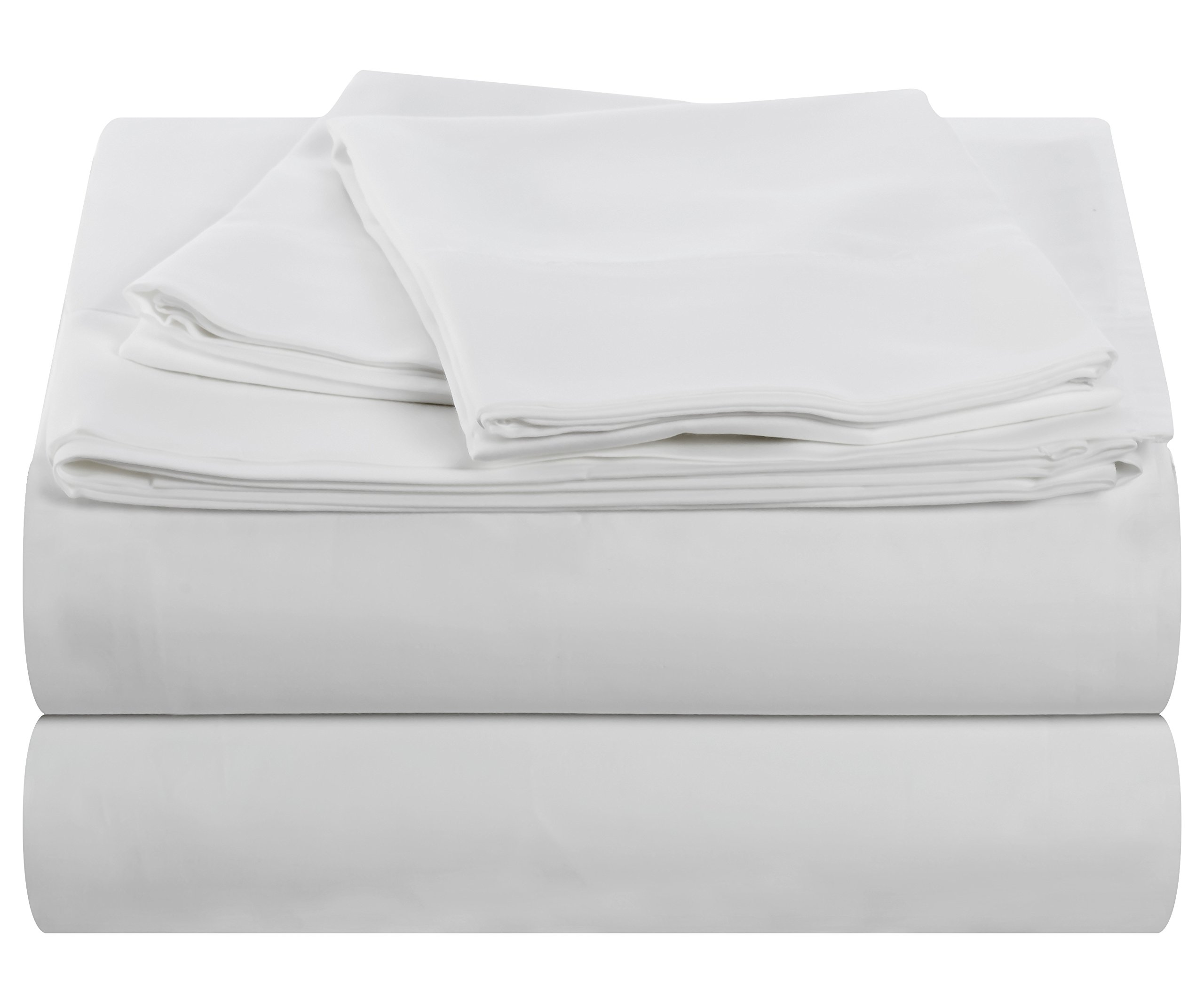 Outlast All Season Temperature Regulating Sheet Set in White, King