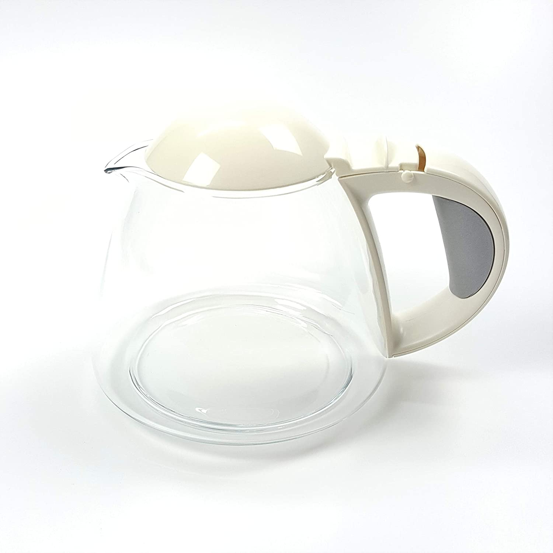 Repuesto Jarra/Jarra de cristal Bosch para máquina de té tetera de ...