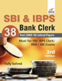 SBI & IBPS Bank Clerk 38 Past (2009-18) Solved Papers