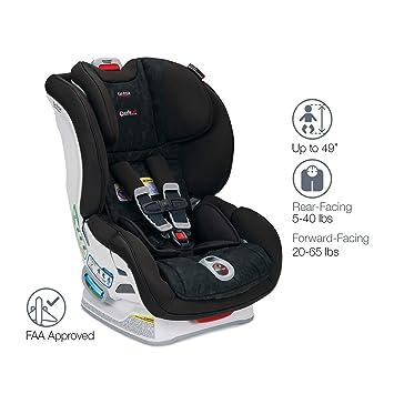 Amazon Britax Boulevard ClickTight Convertible Car Seat Circa Baby