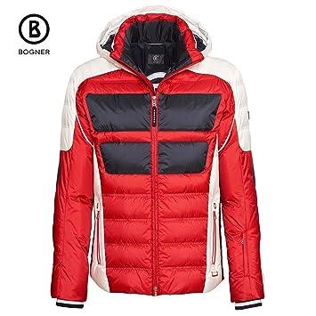 b4ff78951a Bogner Men s Ski Jacket Enrico D Red