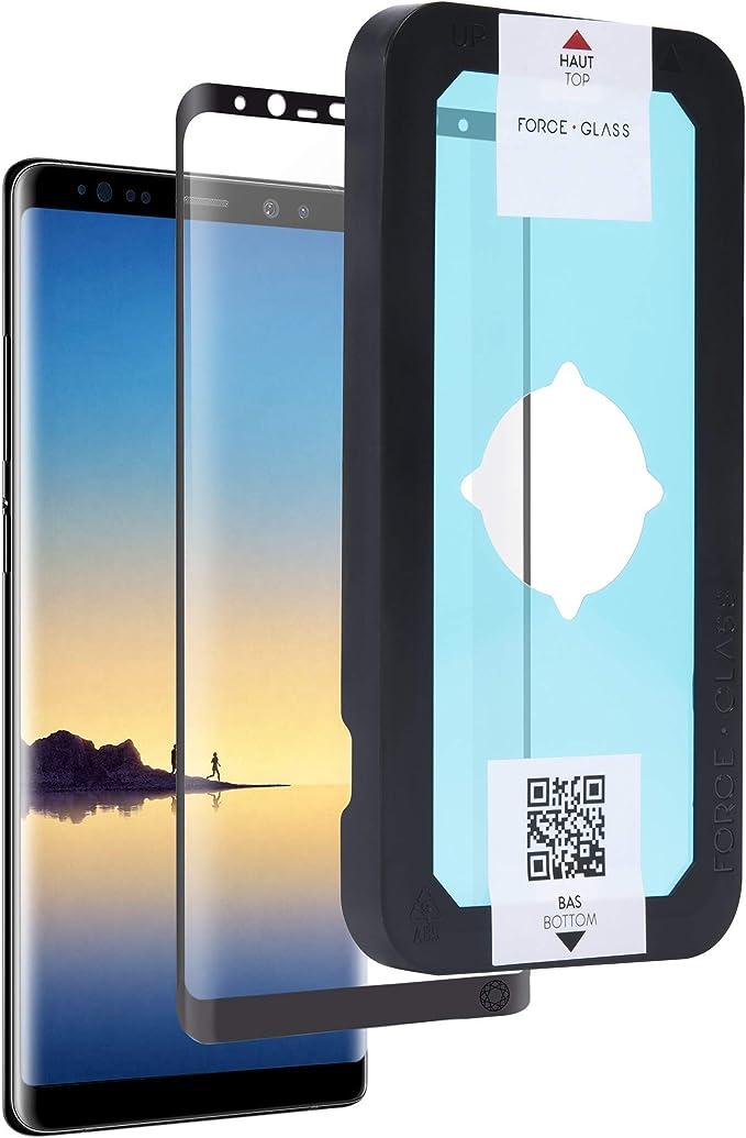 FGEVONOTE9ORIG - Carcasa curvada para Samsung Galaxy Note 9, color negro: Amazon.es: Electrónica