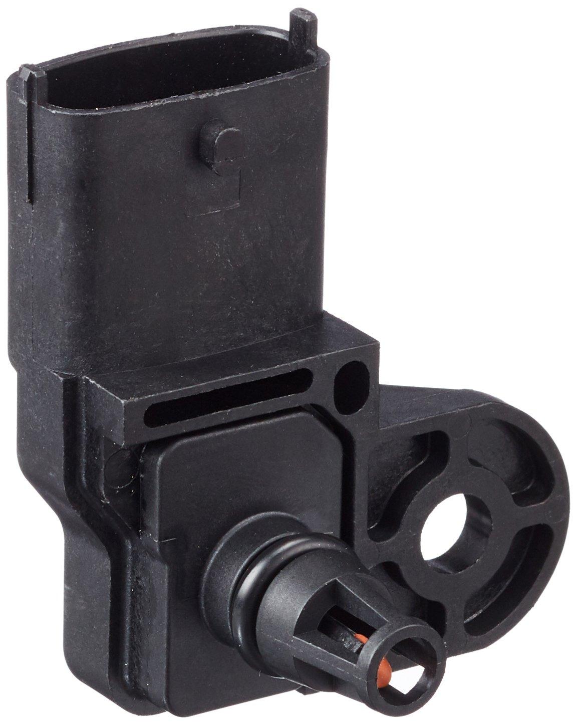 HELLA 6PP 009 400-951 Sensor, intake manifold pressure, Number of connectors 4 Hella KGaA Hueck & Co.