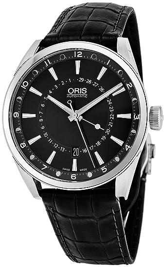 Oris 01 761 7691 4054 – 07 5 21 81 FC Hombres del reloj Negro Artix