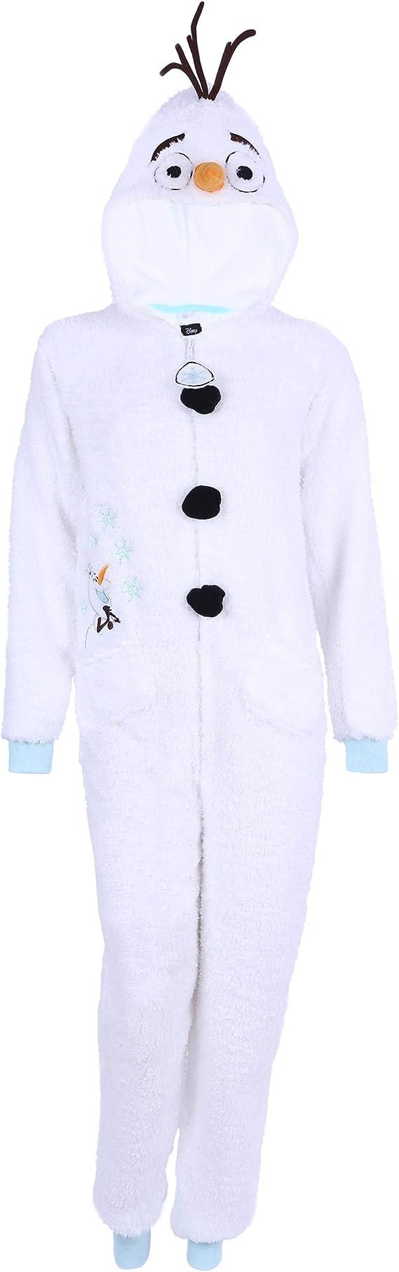 Pijama de una Pieza Olaf EL Reino del Hielo