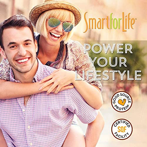 Smart for Life Keto Bars – Triple Chocolate Ketogenic Bar – Low Carb Tasty Breakfast Bar Meal Replacement – 3g Net Carb Gluten Free Keto Snack Bars Infused with Collagen Protein MCT Oil – 12 Count