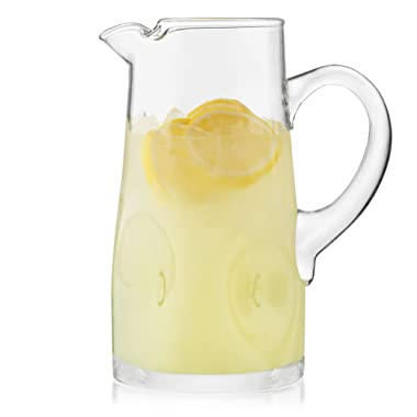 Libbey 1792584 Impressions Pitcher, 80 oz, Clear