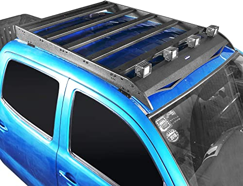 Hooke Road Tacoma Top Roof Rack Luggage Cargo Carrier