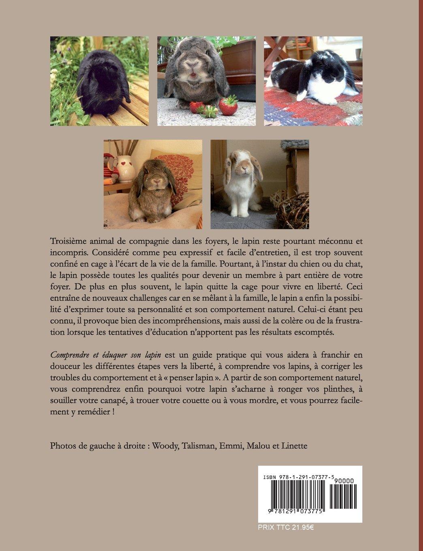 Comprendre Et Duquer Son Lapin French Edition Gwena Lle Bernard