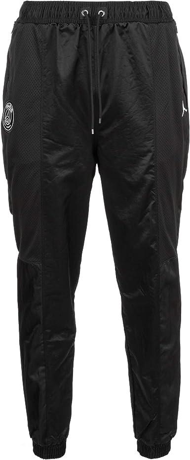 Escrupuloso Eclipse solar Pedir prestado  Jordan Pantalon Paris Saint-Germain Noir M (Medium): Amazon.fr: Vêtements  et accessoires