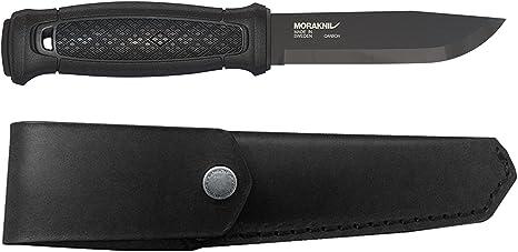 M-13147 Morakniv GARBERG BLACK CARBON Multi-Mount Knife