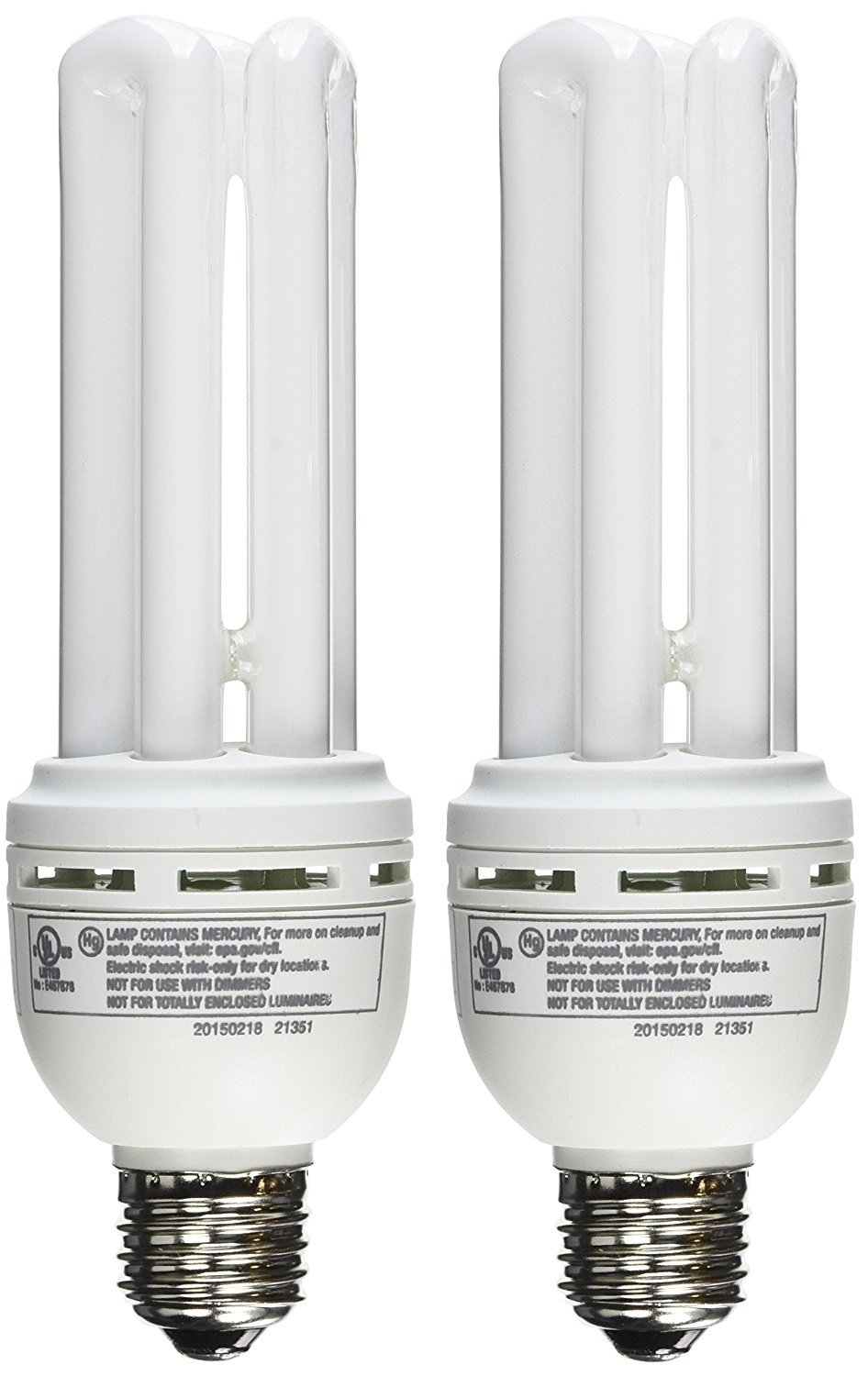 (2 Pack) Zoo Med ReptiSun 5.0 Compact Fluorescent Lamps - 26w by Zoo Med