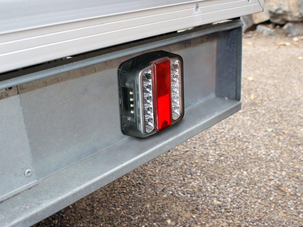 LAS 10103 LED Rückleuchten Set für Anhänger 12V: Amazon.de: Auto