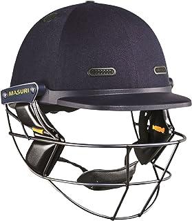 MASURI Casque de cricket Test Vision Series Grille en titane