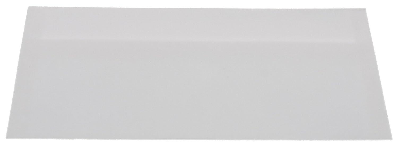 Uno Env DL Selbstklebende Briefumschl/äge 80 g//m/² 1000 St/ück wei/ß