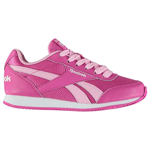 Reebok Niñas Classic Jogger RS Zapatillas De Footing: Amazon.es: Zapatos y complementos