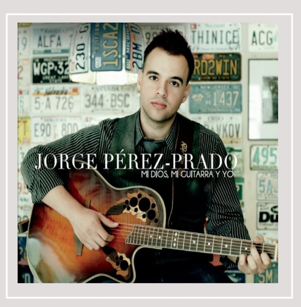 Mi Dios Mi Guitarra Y Yo: Jorge Perez-Prado: Amazon.es: Música