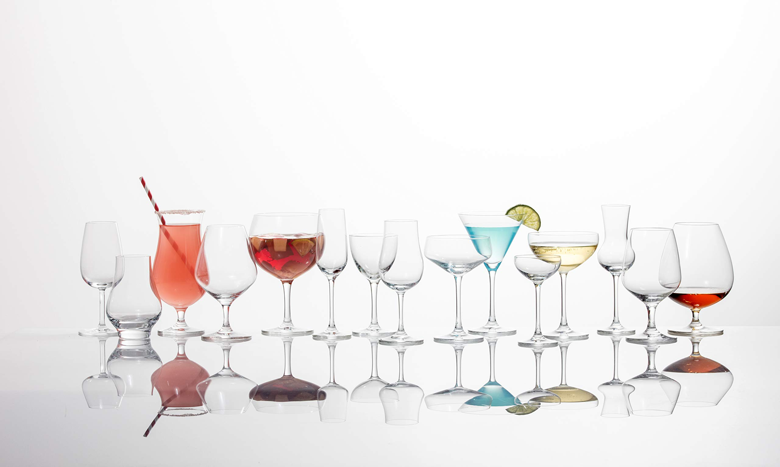Schott Zwiesel Basic Bar Designed by World Renowned Mixologist Charles Schumann Tritan Crystal Glass Cocktail Cup, 8.8-Ounce, Set of 6
