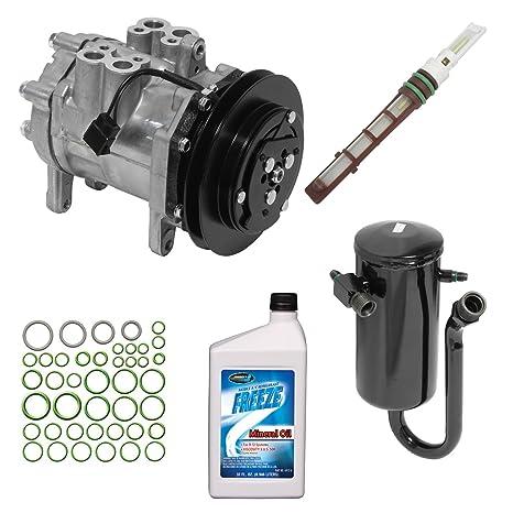 Universal aire acondicionado A/C compresor KT 4572 y componente Kit