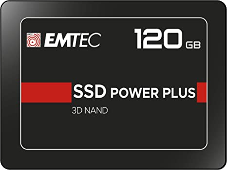 Emtec X150 Power Plus Unidad de Estado sólido 2.5