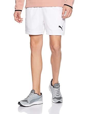 86bc8235 Puma Men's Active Woven Short 5` Trousers: Amazon.co.uk: Clothing
