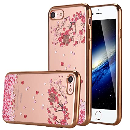 iphone 7 case transparent pattern