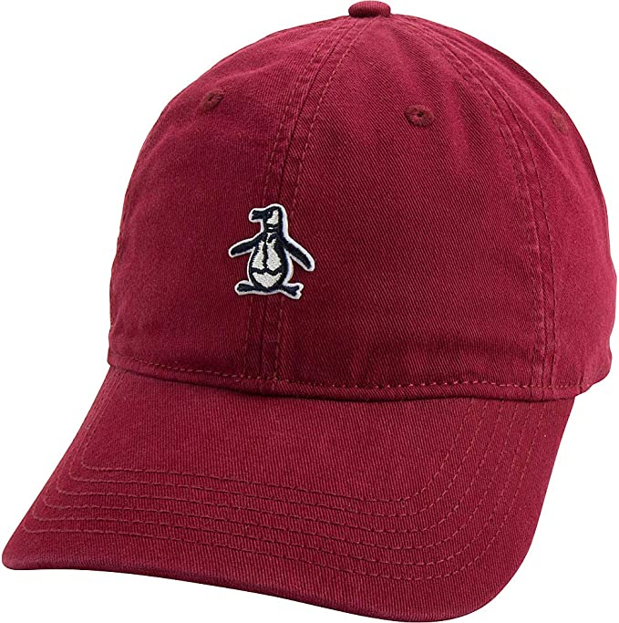 Original Penguin Mens Sticker Pete Baseball Cap: Amazon.es: Ropa ...