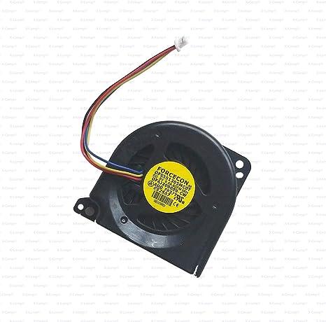 X-Comp CPU Ventilador refrigerador Fan Ventilador gdm610000456 (C ...