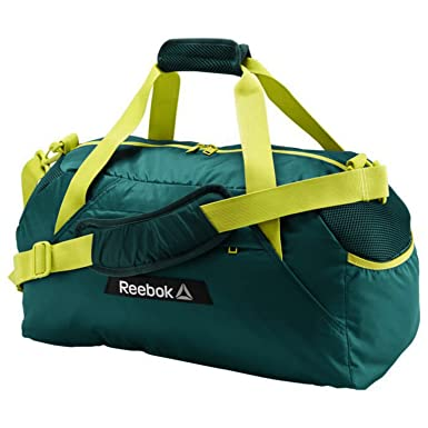 Image Unavailable. Image not available for. Color  Reebok OS W Grip Fitness    Training Duffle Sport Bag ... cf0b1345b8022