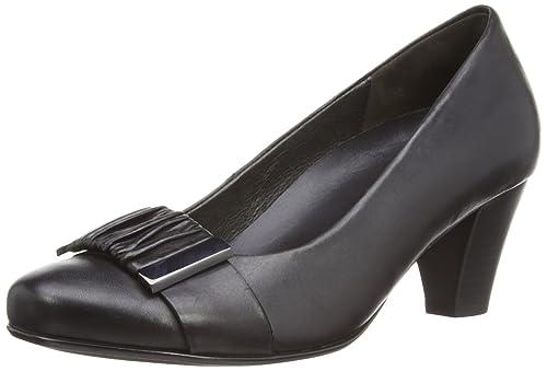 Gabor Shoes Basic amazon-shoes neri Estate Tienda De Espacio Libre Envío Libre Con La Venta En Línea Paypal ISQef