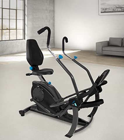 Teeter Freestep elíptica reclinado Cross Trainer: Amazon.es: Deportes y aire libre