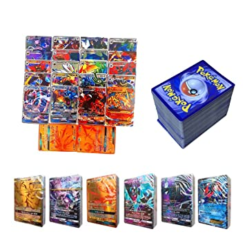 Dorara 300 Piezas Pokemon Tarjetas (295GX+5MEGA), Tarjetas ...