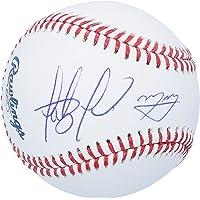 $449 » Manny Machado and Fernando Tatis Jr. San Diego Padres Dual Signed Baseball - Autographed Baseballs